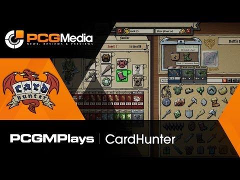 PCGMedia Plays: Card Hunter