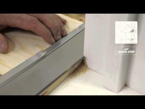 Comment poser un parquet quick step pose flottante youtube - Pose quick step uniclic ...