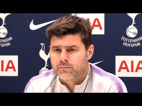 Mauricio Pochettino Full Pre-Match Press Conference - Arsenal v Tottenham - North London Derby