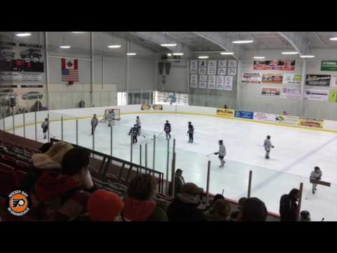 Week THIRTEEN - Hockey Day in Orangeville - Peewee - Blue vs Silver