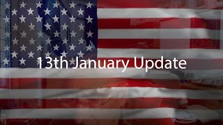 13th January Update