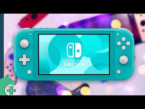 Why does the Nintendo Switch Lite exist?