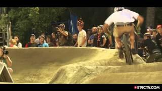 Pumping Circles: Ultimate Pump Track Crankworx Whistler 2014