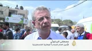 فيديو.. فلسطينيون يشيعون جثمان طفل استشهد برصاص قوات الاحتلال