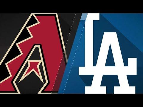 4/14/17: Kershaw's gem leads Dodgers past D-backs
