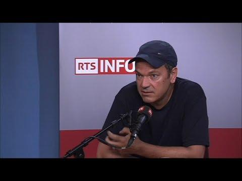 L'invité de la rédaction - Jean-Stéphane Bron