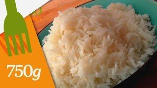 Comment cuire le riz basmati - 750 Grammes