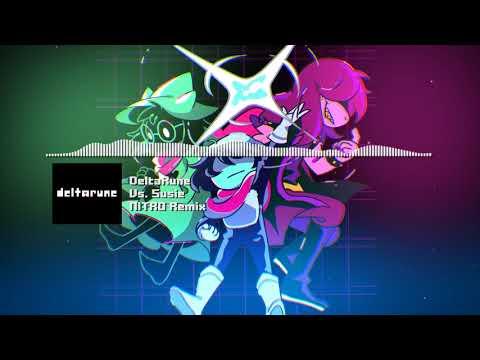 """DELTARUNE - """"Vs. Susie"""" NITRO Remix"""