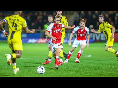 Fleetwood Town Burton Goals And Highlights