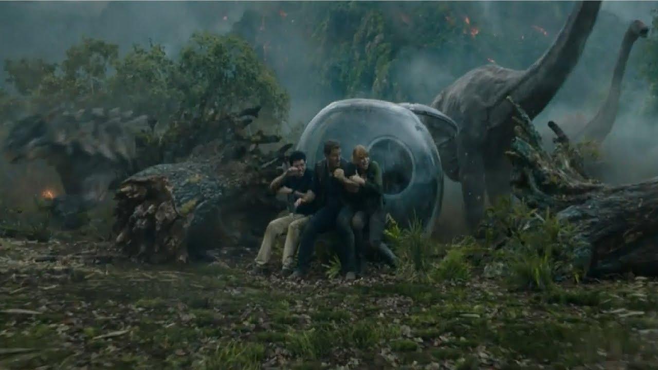 Jwfk Dinosaur Stampede Trailer Teaser Clip And Discussion