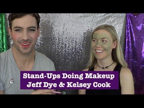 STAND-UPS DOING MAKEUP | Jeff Dye