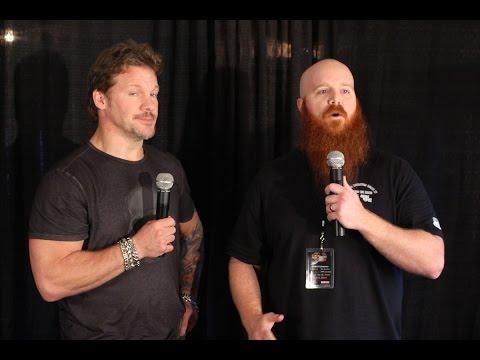 Chris Jericho of Fozzy Interview - FM99 Lunatic Luau '17 - WNOR