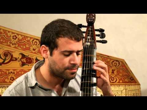 Marin MARAIS: Grand Ballet (Suite en la mineur IIIè Livre) - Recording with François Joubert-Caillet