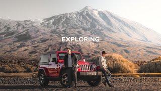 Exploring - Jeep Wrangler