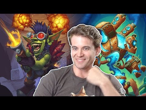 (Hearthstone) Boom Go the Goblin Bombs