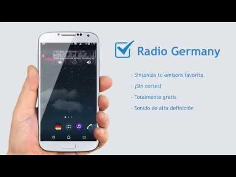 📻 Germany Radio FM & AM Live!