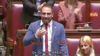 """Brescia (M5S): """"Da Romano parole schifose contro Businarolo"""""""