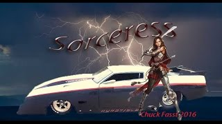 300 mph Pro Street Contender Sorceress talks Tech. Vid #2 #BaddAzzRidez #GearHeadsWorld