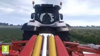 Farming simulator 2017 Official Trailer