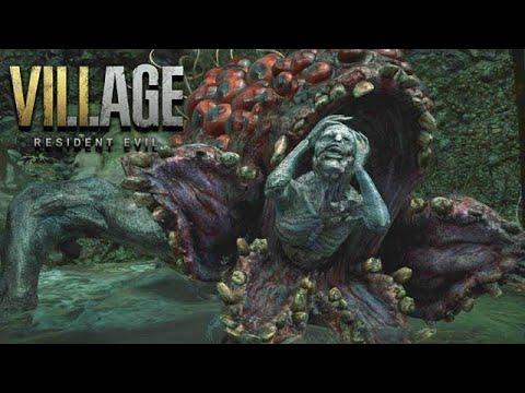 Resident Evil 8 Village PS5 Gameplay Deutsch #20 - Moreau Boss Fight finale Transformation
