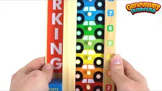 Learn How to Count 1 to 10 with Counting Cars for Kids!
