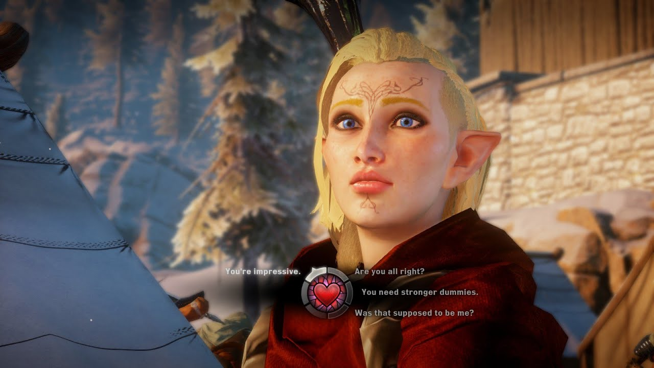 how to use dragon age keep ps4