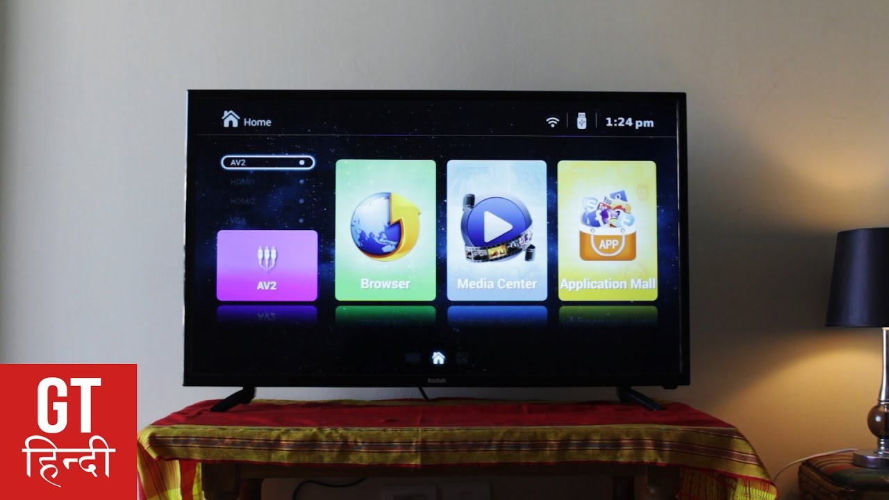 40 Inch Smart Tv Deals Kodak 40 Inch Smart Tv Review Hindi हनद Gt Hindi