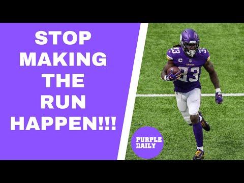 Will Minnesota Vikings continue to ESTABLISH the run?
