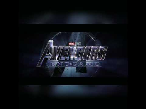 """""""AVENGERS : END GAME"""" 2019"""