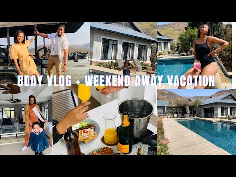 Download VLOG | bday+weekend at SAFARI | mini VACATION | SOUTH AFRICAN YOUTUBER | ROUNDY MVUMVU