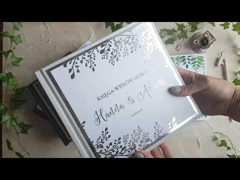 Księga wpisów dla gości - pomysły