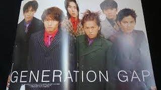 GENERATION GAP(V6の楽曲をcover)