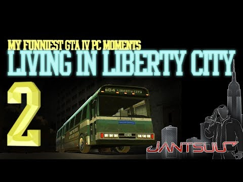 Living in Liberty City 2 - GTA IV Movie
