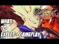 What to expect from Dragon ball Fighter Z analysis  -  part 1 gameplay