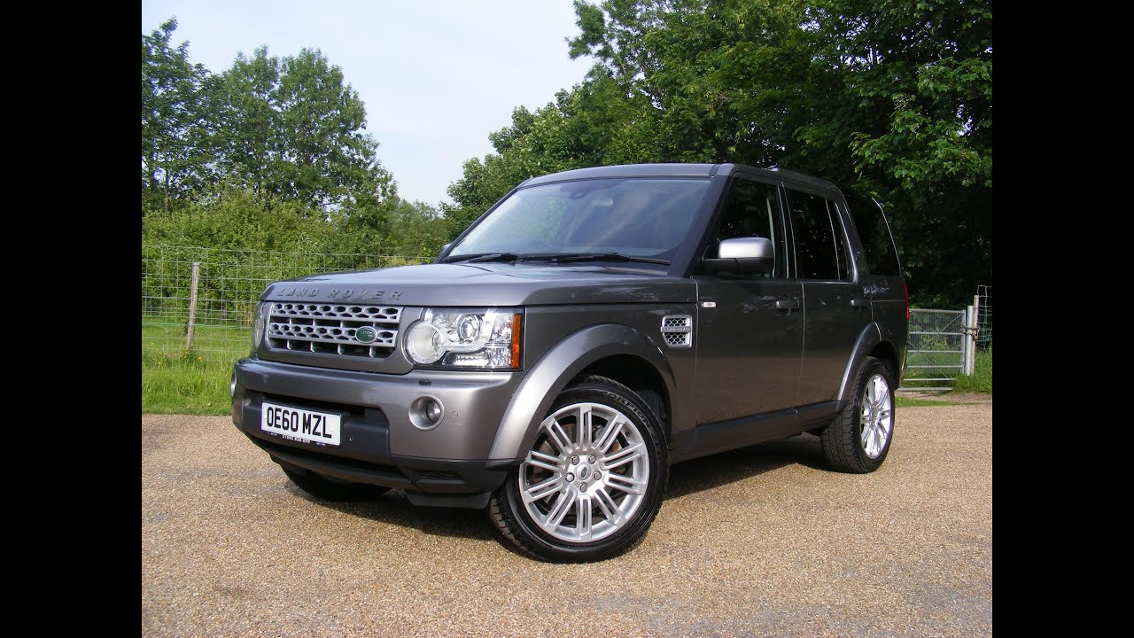 2011 land rover discovery 4 hse youtube. Black Bedroom Furniture Sets. Home Design Ideas