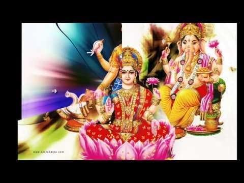 Maha Lakshmi - Shri Strotram श्रीस्तोत्रं from Agni Puran