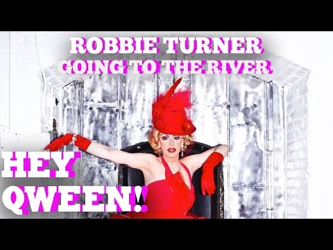 """Robbie Turner Talks About """"Going To The River"""": Hey Qween! HIGHLIGHT"""