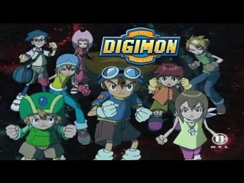 Alle Digimon Staffeln