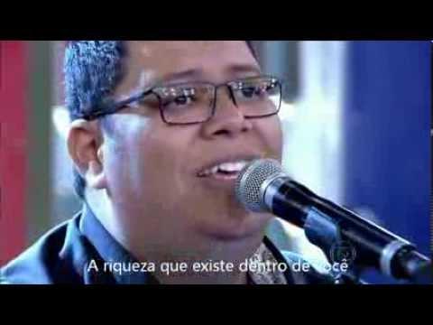 Anderson Freire na Globo - Raridade - Legendado