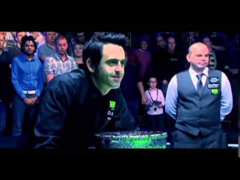 Champion of Champions Snooker 2014 live on ITV4