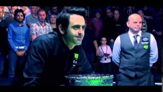 Champion of Champions Snooker 2014 live on ITV4
