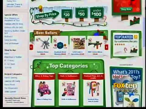 stores push holiday deals online