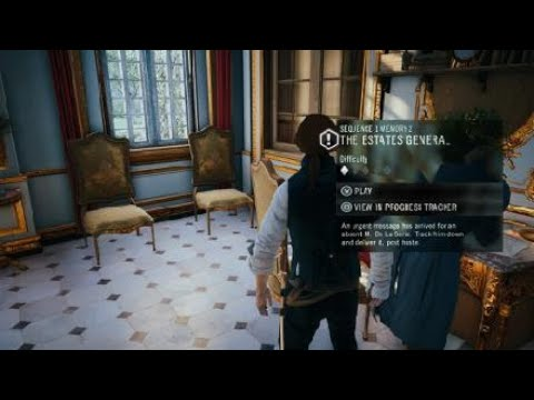 Assassin S Creed Unity Gameplay Part 1 Youtube