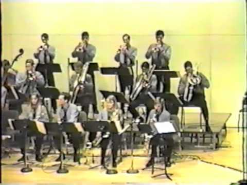 El Dorado High School Jazz Band, 1993