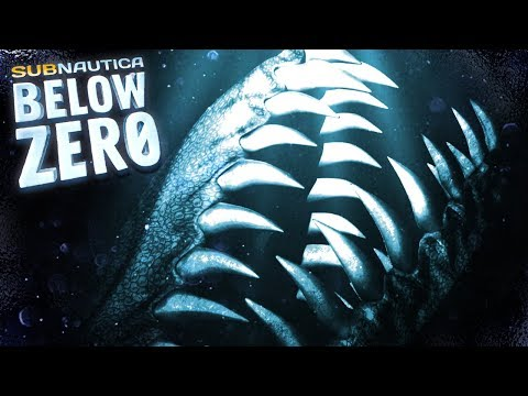 Subnautica Below Zero - THE MONSTERS OF THE VOID & End Game Data Terminal! - Gameplay Update