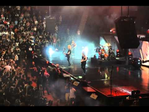 "Metallica, ""Seek & Destroy"",Mercedes Benz Arena, Shanghai 13.08.2013,Full HD"