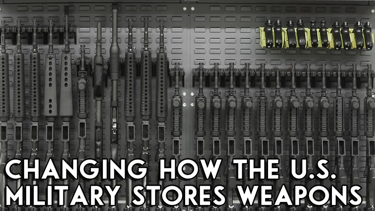Download Building Weapon Storage Racks for the U.S. Military - TWS: Ep. 14