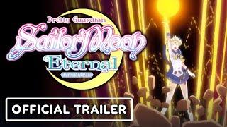 Download Pretty Guardian Sailor Moon Eternal the Movie - Official Trailer (2021) Netflix