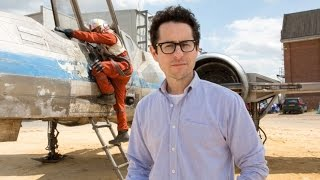 Star Wars: The Force Awakens - J.J. Abrams Interview - D23 2015