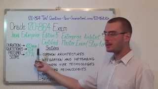 1Z0-864 – Java Exam Enterprise Architect Test Master Questions